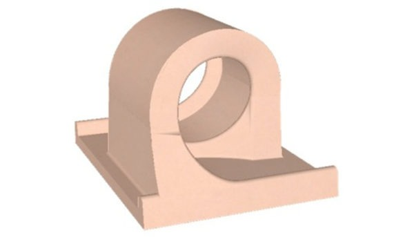 Minigolf---Elément-de-piste-looping