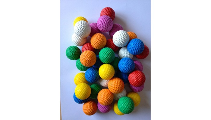 Minigolf-accessoires-balles