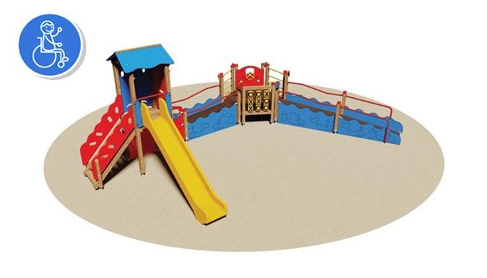 Balancoire-PMR-Playcenter