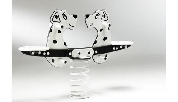 Ressort - Bascule dalmatien
