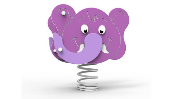 Ressort - Elephant