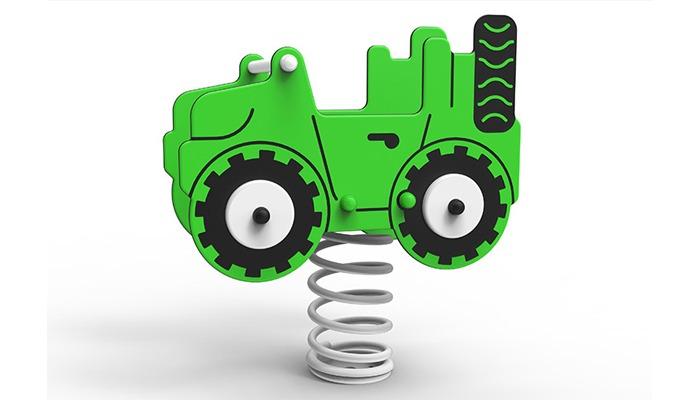Ressort - Jeep