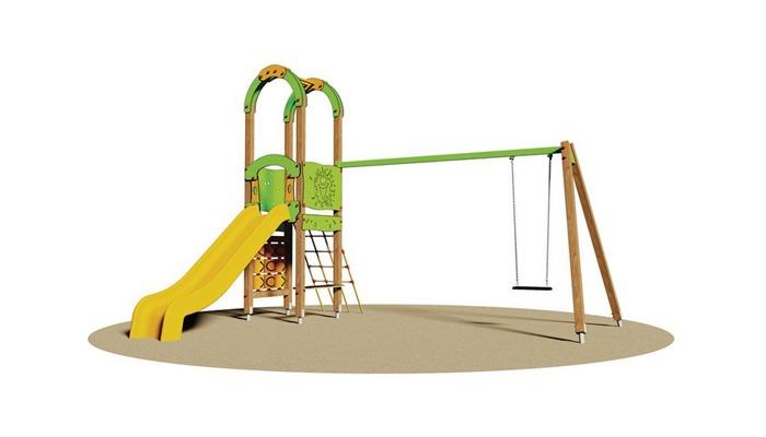 Structure jeux - Baloo RR