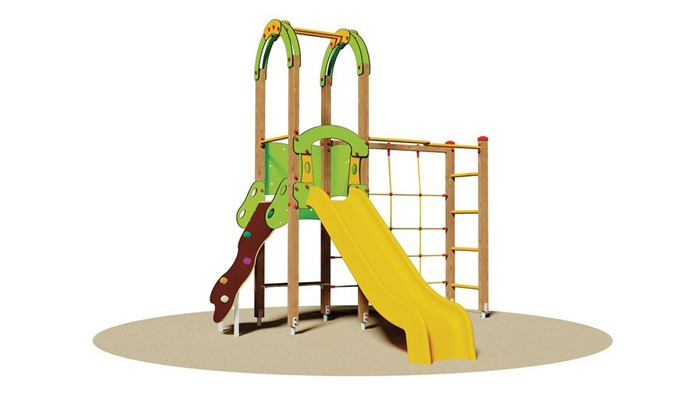 Structure jeux - Pongo RA