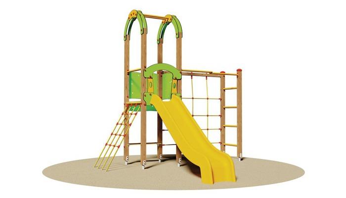 Structure jeux - Pongo RR