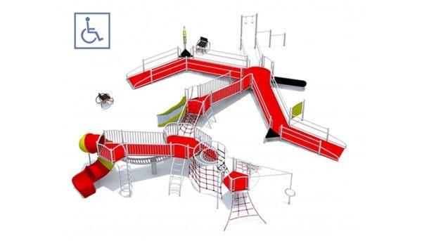 Structure de jeux DRAGON