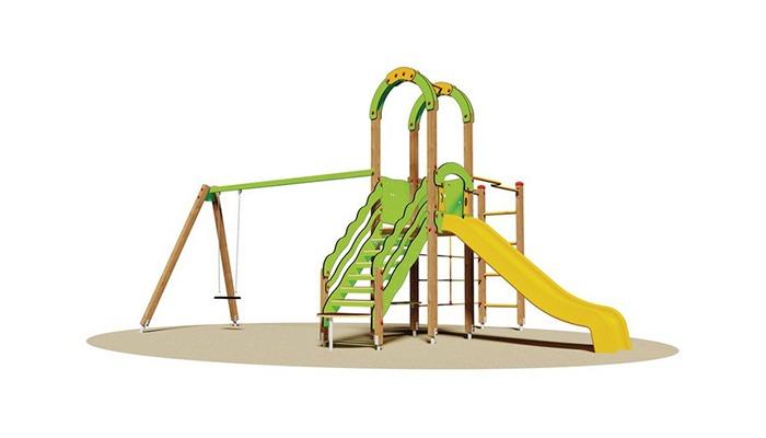 Village Martin version escalier