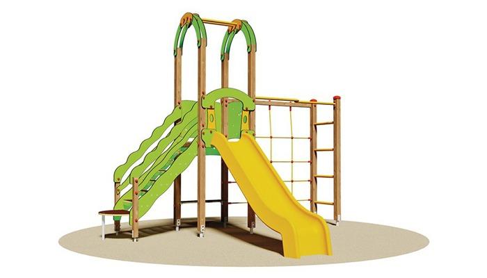 Village Pongo Version escalier