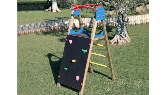 jeu à grimper  Belen