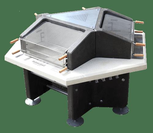 Barbecue Collectif Inox